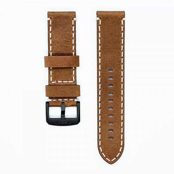 Bracelet Cuir Tissot Chrono XL / T600041406 / tailles S, M ou L-XL