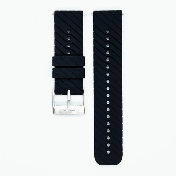 Bracelet Silicone Suunto - SUUNTO 9 / SS050155000