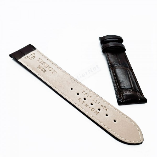 Bracelet Cuir Tissot T-Lord / T610031624