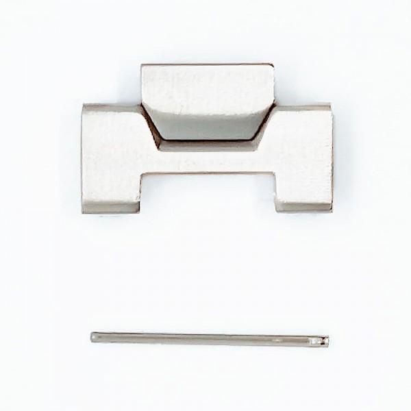 Maillon bracelet Acier Tissot T-Touch II - TTouch Expert / T613015315