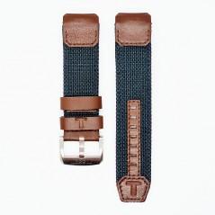 Bracelet Tissu et cuir Tissot T-Touch SOLAR / T604036911