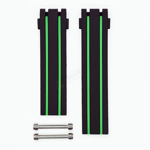 Bracelet Silicone Tissot T-RACE Automatique Chrono / T610036559