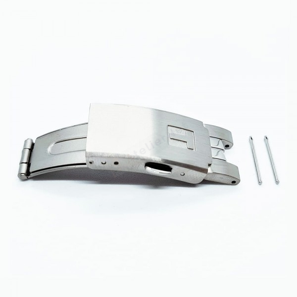 Fermoir de bracelet titane Tissot PR50 / T631015620