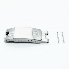 Fermoir Acier Tissot pour bracelet métal PR50 / T631015618