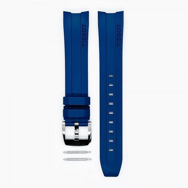 Bracelet Silicone Tissot PRC200 / T603038014