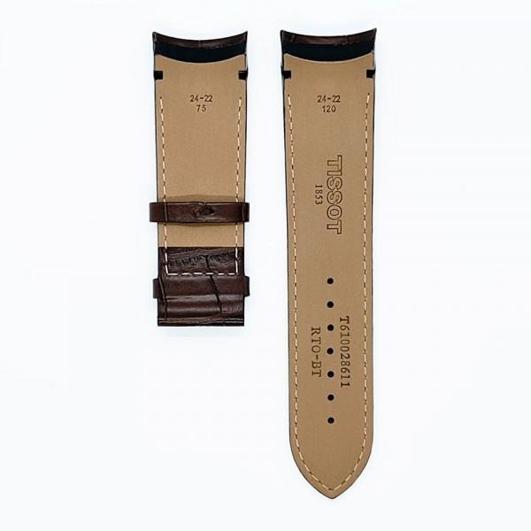 Bracelet Cuir Tissot Couturier / T610028611