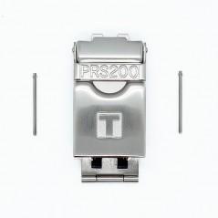 Fermoir Acier Tissot pour bracelet métal PRS200 / T631031550