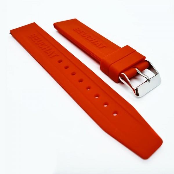 Bracelet Silicone Beuchat INTERCHANGEABLE / BEU-1950-80-82-4