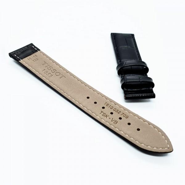 Bracelet Cuir Tissot PRC 200 CHRONO / T610032709-T600032779